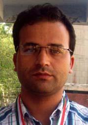 Sadaket Malik, a social activist from Bhalessa